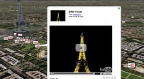 Google Earth permite ver vídeos de Youtube
