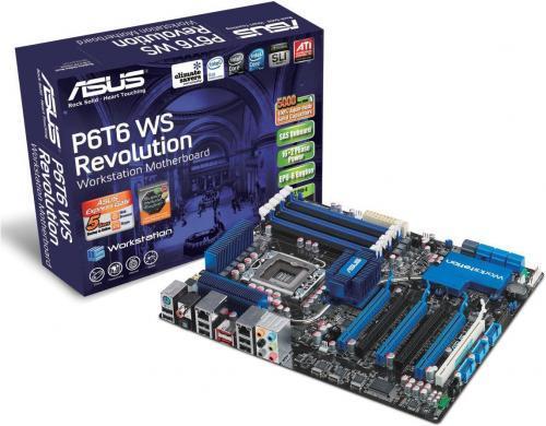 Asus P6T6