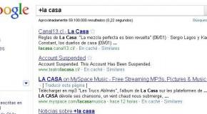 Trucos para google