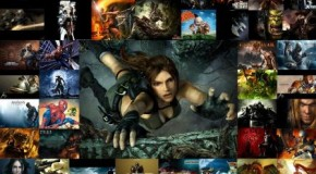 Wallpaper video games