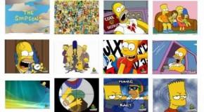 Wallpaper Los Simpson (The Simpson)