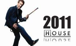 Para que recuerdes las fechas importantes – Calendario Dr. House 2011