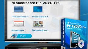 Mira tus presentaciones en el DVD de salon on PPT2DVD