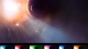 Los mejores wallpaper tomados desde un telescopio