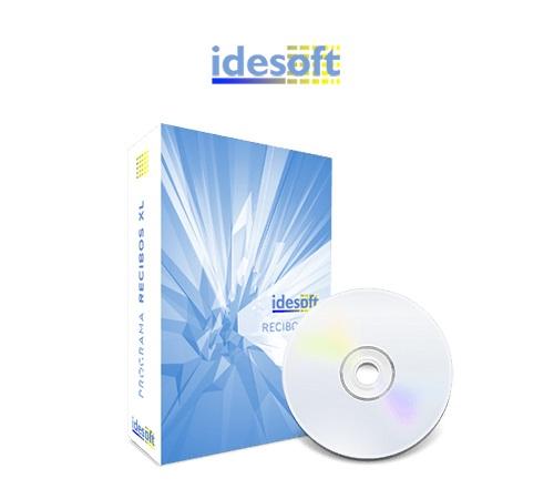 Programa de Recibos XL de Idesoft para emisión de recibos SEPA