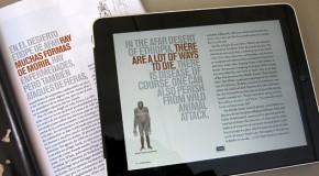 Tecnología para leer libros
